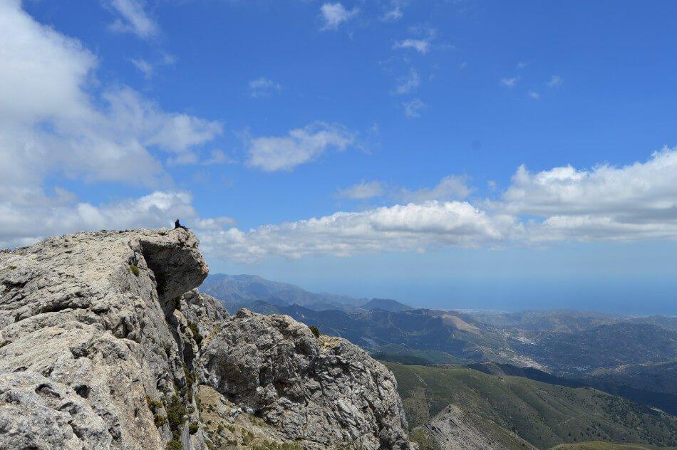 La Maroma Camino Recovery Spain Axarquia
