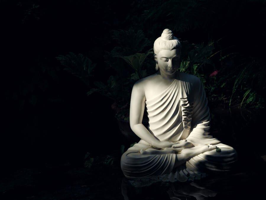meditation buddha camino recovery spain