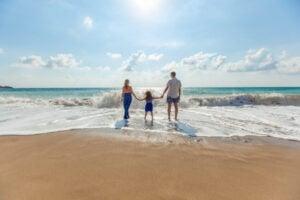 family spain camino recovery