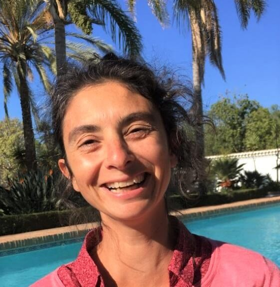 Louise Phiquepal - Evolutionary Art Therapist - Camino Recovery