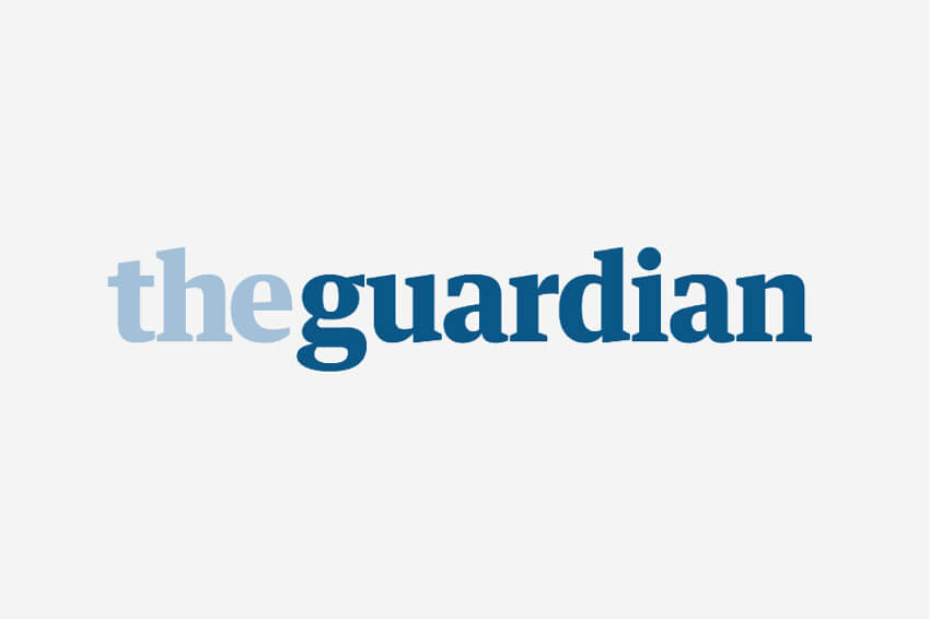 The Guardian Logo - Camino Recovery's article