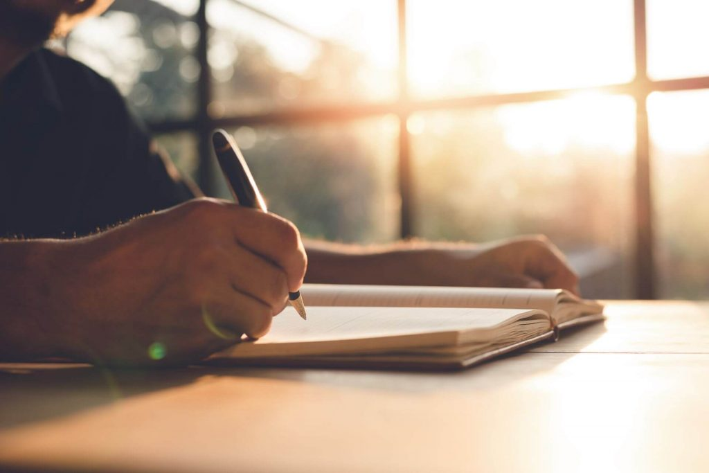 Anyone can do creative writing
