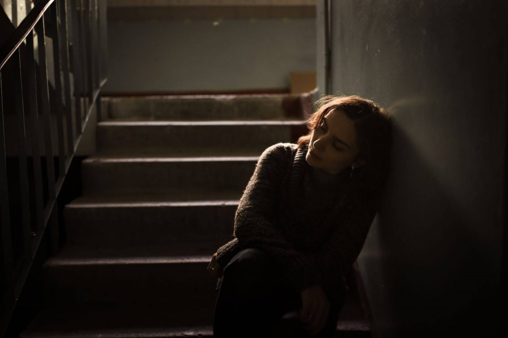 EMDR treats people who have been the victim of grief