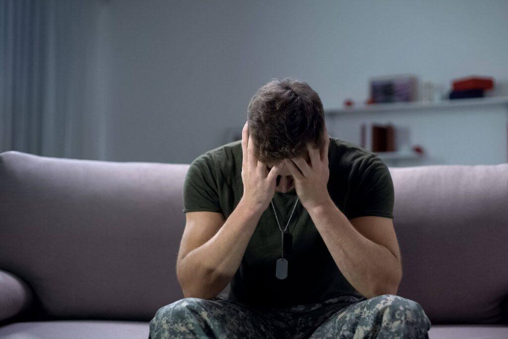 PTSD war veterans