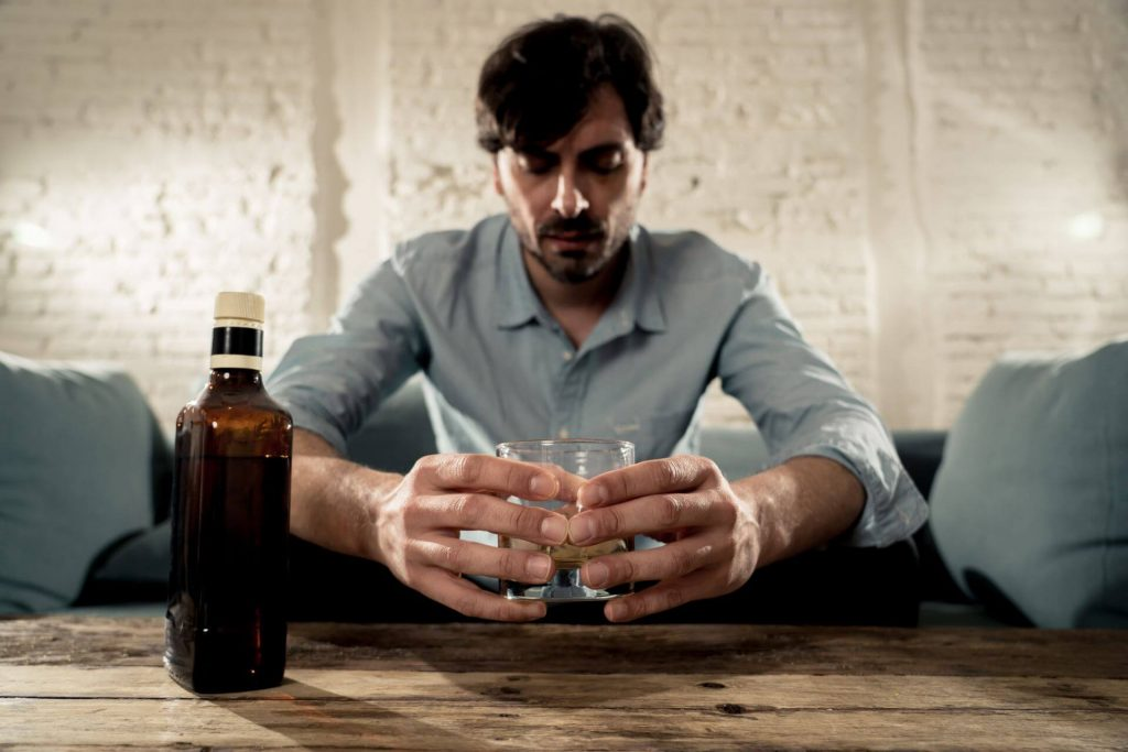 Managing your mental health when living with an alcoholic