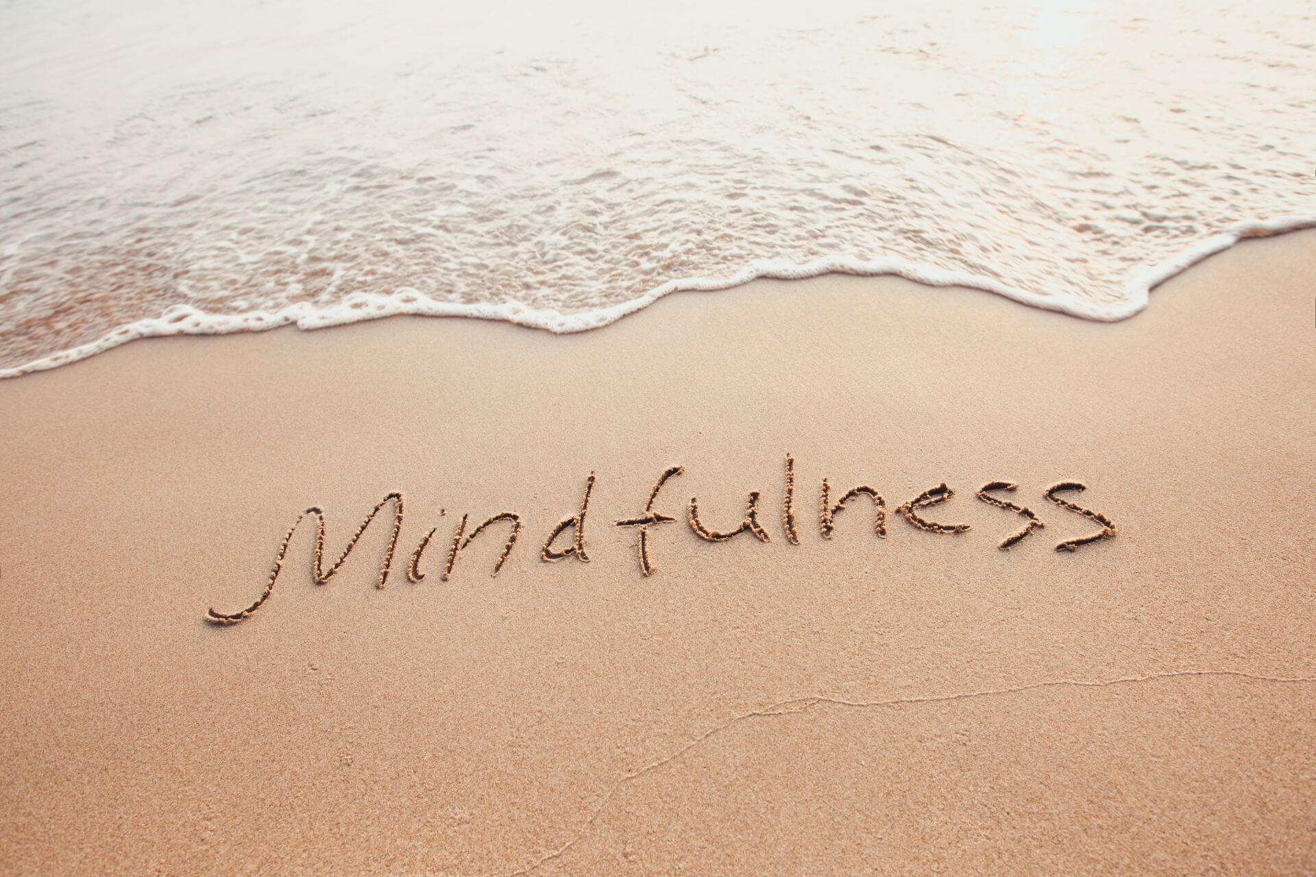 Mindfulness in recovery process